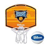 Набор для мини-баскетбола Wilson Hoop Fanatic Mini hoop kit, арт. WTBA00435