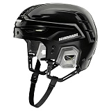 Шлем хоккейный WARRIOR ALPHA ONE PRO HELMET, р.M, арт.APH8-BK-M, черный